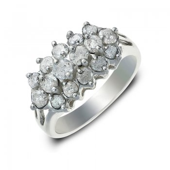 DIAMOND CLUSTER RING RIN0062