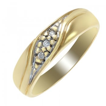 MEN'S DIAMOND WEDDING BAND RIN0011