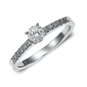 DIAMOND ENGAGEMENT RING RIN0015