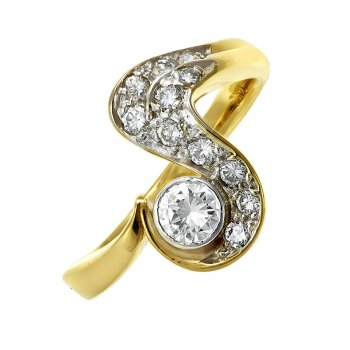 DIAMOND COCKTAIL RING RIN0067