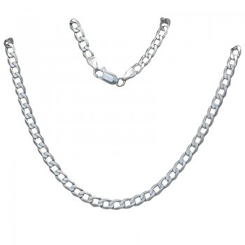 "10K WHITE GOLD 20"" CHAIN CHA0003"