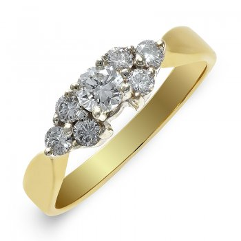 DIAMOND ENGAGEMENT RING RIN0021
