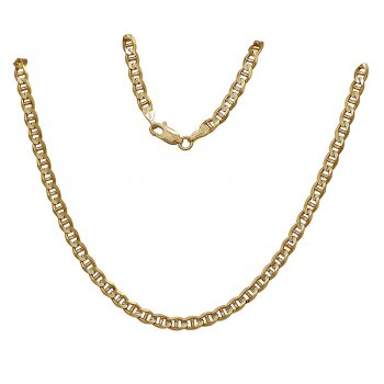 "14K YELLOW GOLD 24"" CHAIN CHA0007"