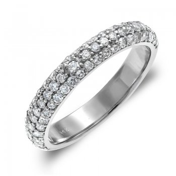 0.85 CT DIAMOND RING RIN0097