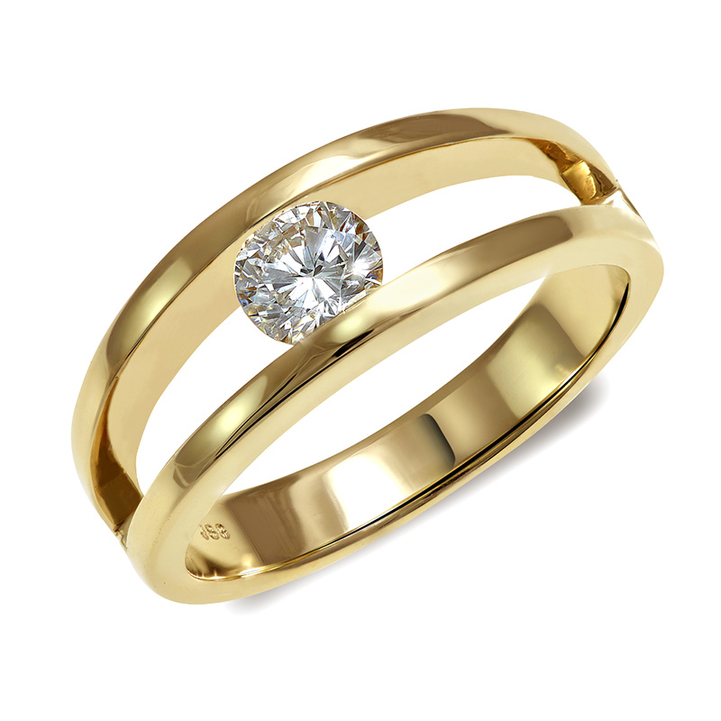 DIAMOND ENGAGEMENT RING RIN0017