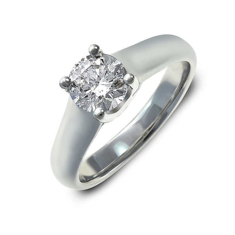 1.03 CT BRILLIANT-CUT DIAMOND ENGAGEMENT RING RIN0060